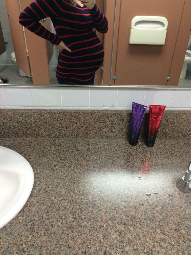 baby bump 30 weeks